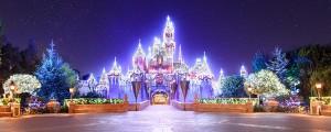 Disneyland Holiday Time