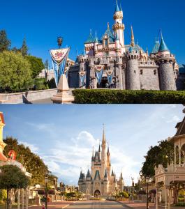 Disneyland or Disney World