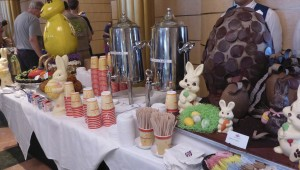 Special treats on Easter morning