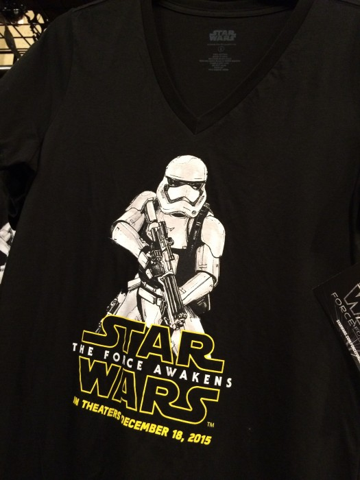 Star Wars Weekends The Force Awakens T-shirt at Darth's Mall