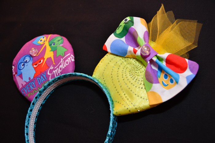 Custom Mickey Ears