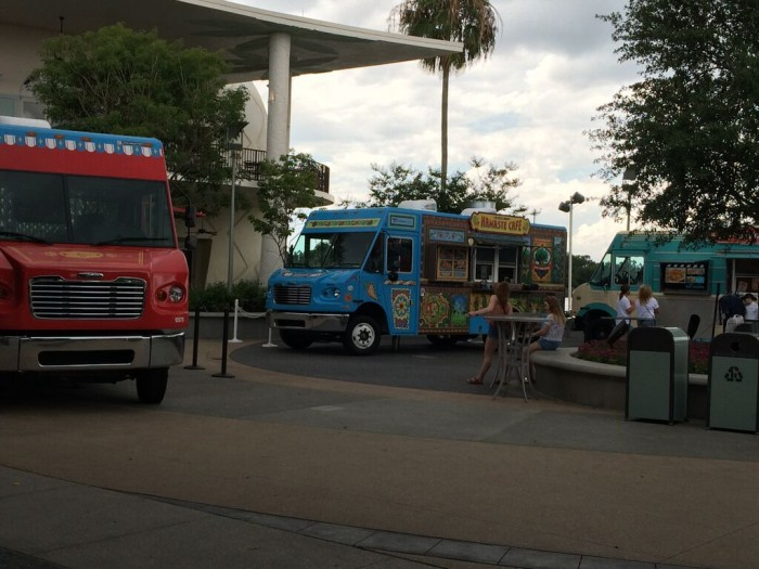 Food Truck Park at Downtown Disney