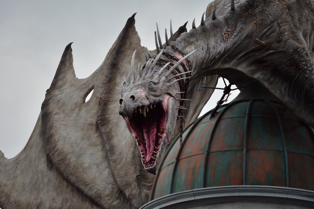 Six Reasons We Love Universal S Diagon Alley
