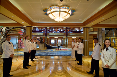 Welcome to the Disney Dream!