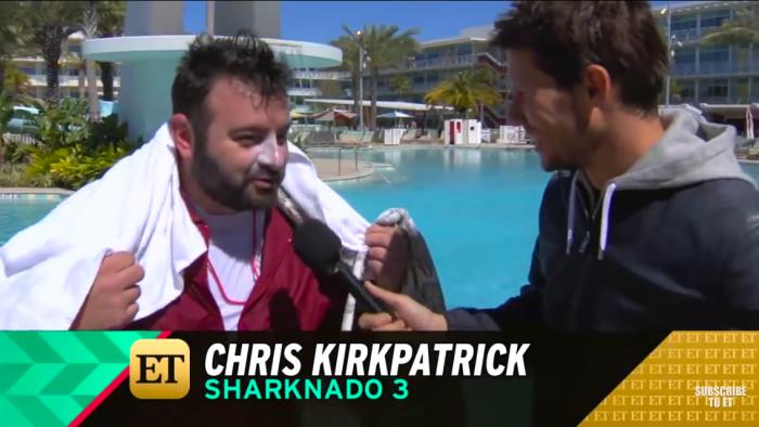 Sharknado3_ChrisKirkpatrick_ET