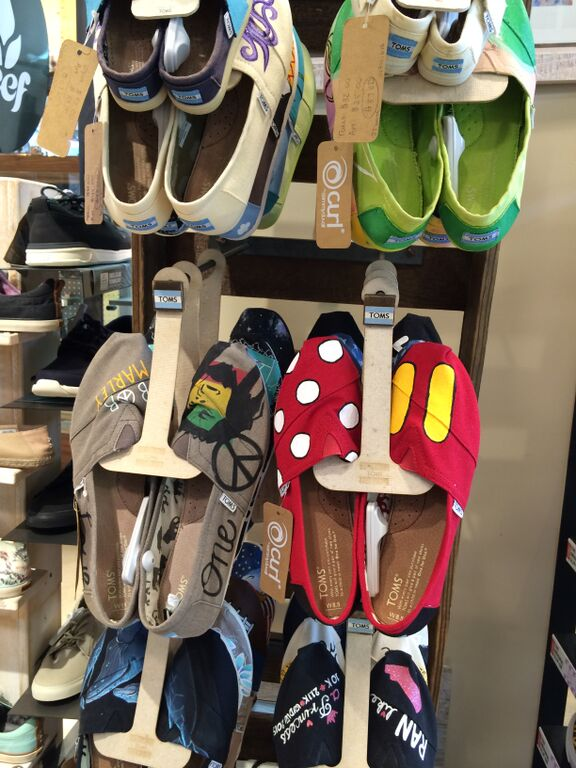 vans shoes downtown disney