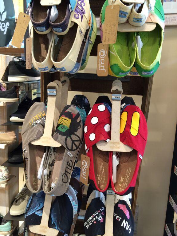 vans shoes downtown disney