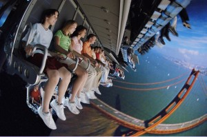 Current version of Soarin' ©Disney