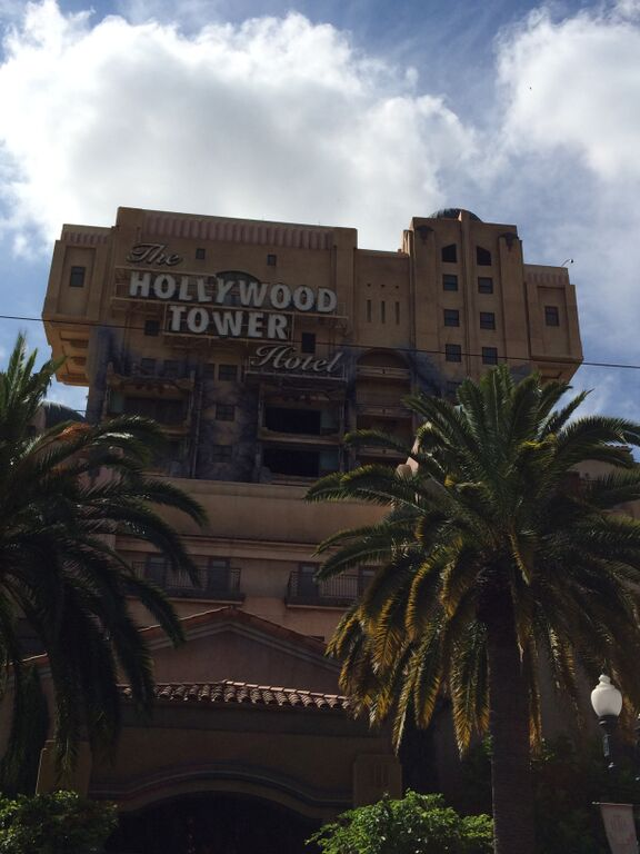 Disneyland Vs Disney World Attractions The Twilight Zone