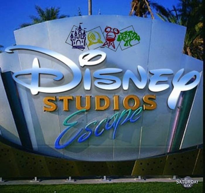 DisneyStudiosESCAPE
