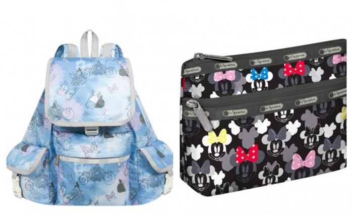 Sample LeSportsac items.