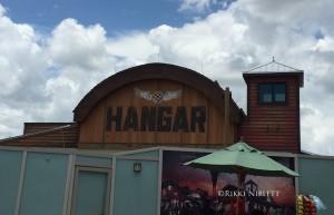 Jock Lindsay's Hangar Bar