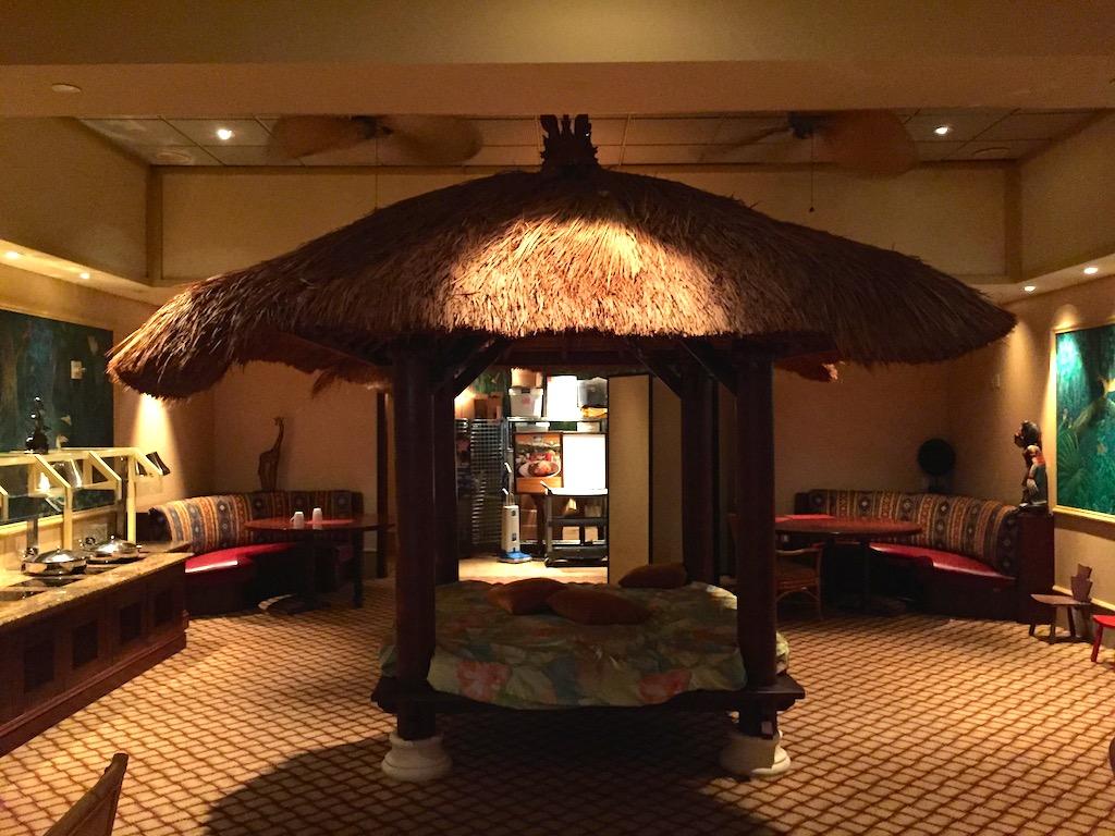 Gazebo Style Sitting Area In Keiki Kove Islands Dining