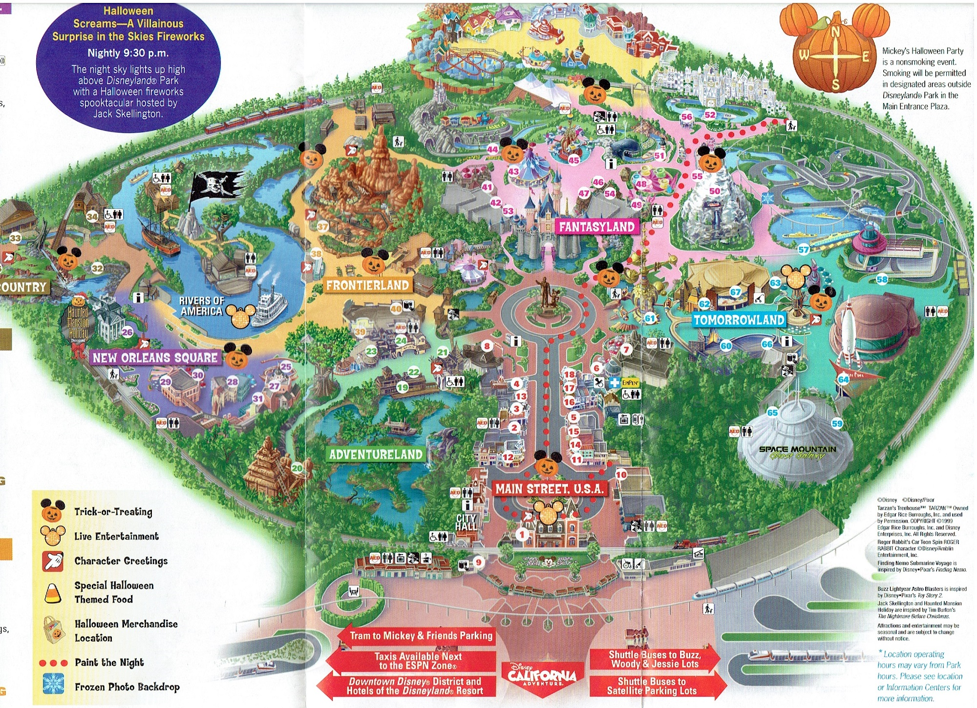 Open Layout House Plans Updated What To Expect From 2015 Mickey S Halloween Party