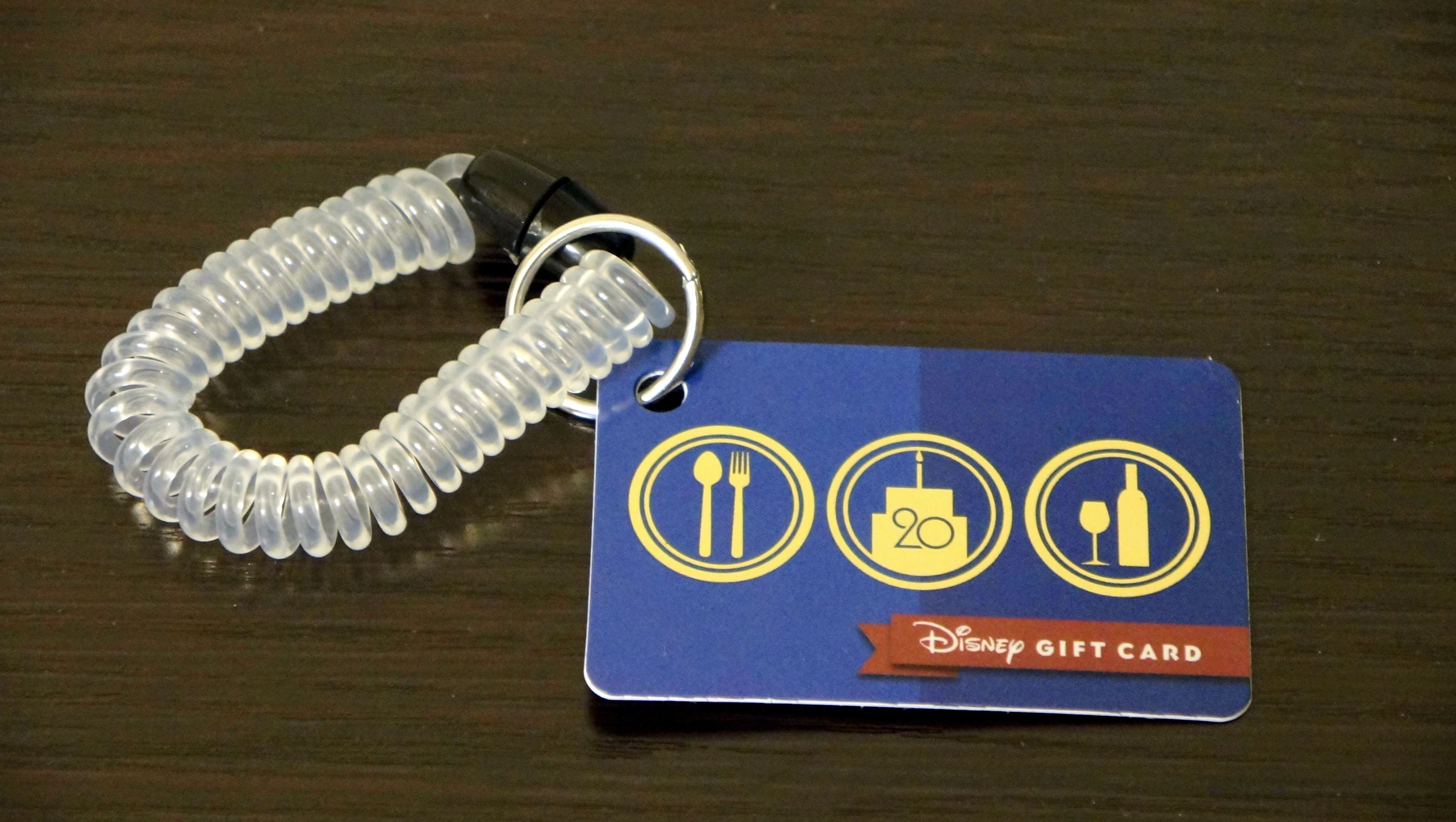Paying Your Way Managing Disney Gift Cards