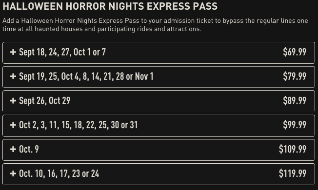Everything You Need to Know About Halloween Horror Nights ...