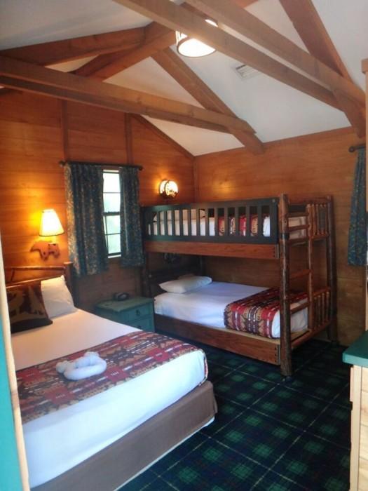 Six reasons we love disney 39 s fort wilderness cabins - 2 bedroom suites walt disney world resort ...