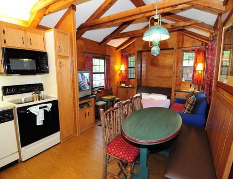 Six Reasons We Love Disneys Fort Wilderness Cabins TouringPlanscom Blog - Disney Wilderness Lodge Villas Floor Plan