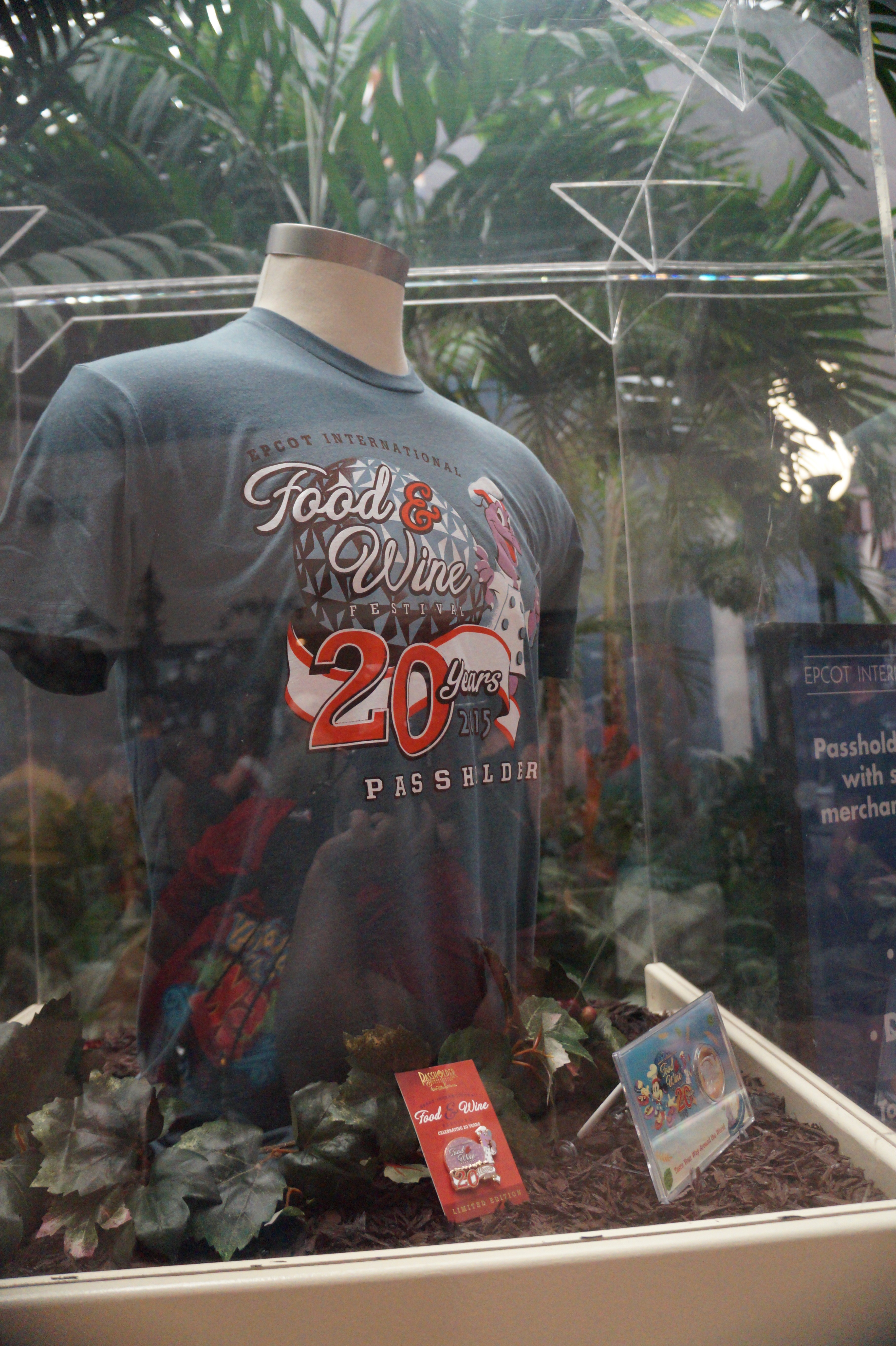a look at the epcot food and wine festival merchandise