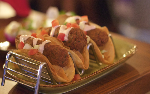 Tani's Tacos (photo by Brian Carey)