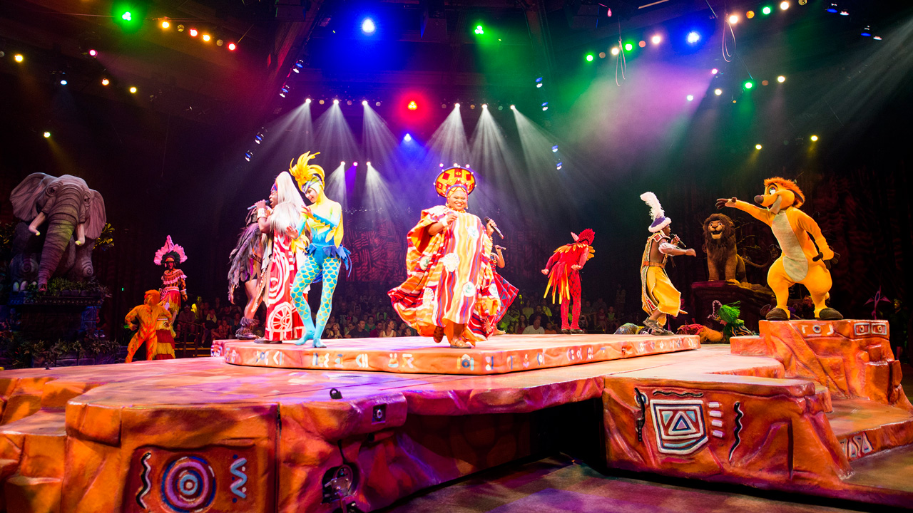 Festival of the Lion King Dining Packages