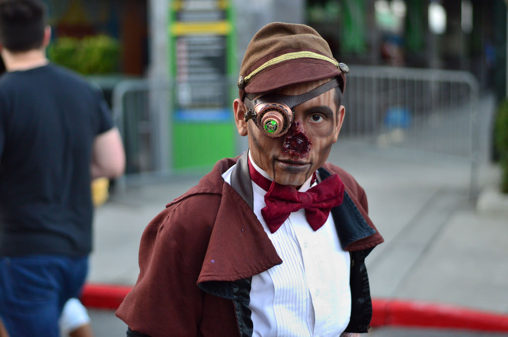 pinocchio from scary tales screampunk scarezone photo by brandon glover jason_glover