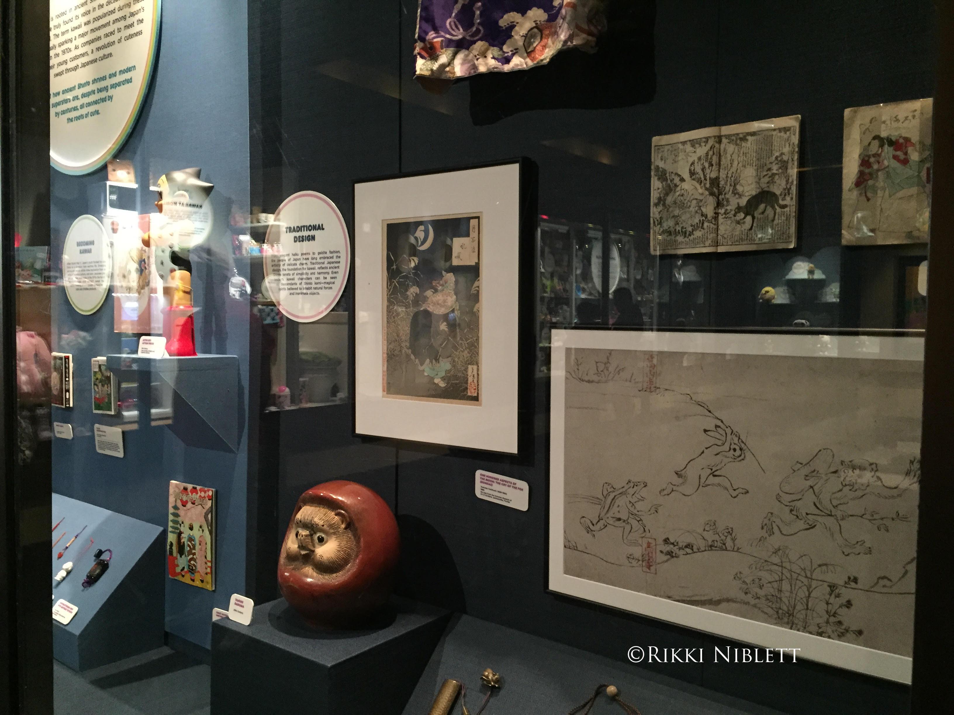 Exhibition Booth Japan : Explore the japan pavilion s newest exhibit kawaii