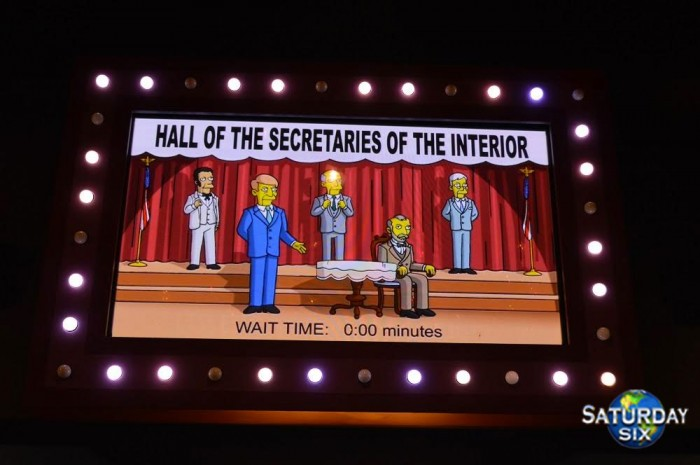 Hall of the Secretaries of the Interior