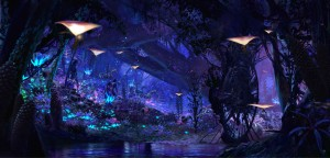 Pandora Ð The World of AVATAR will bring a variety of new experiences to Disney's Animal Kingdom, including a family-friendly attraction called NaÕvi River Journey. The adventure begins as guests set out in canoes and venture down a mysterious, sacred river hidden within the bioluminescent rainforest. The full beauty of Pandora reveals itself as the canoes pass by exotic glowing plants and amazing creatures. The journey culminates in an encounter with a NaÕvi shaman, who has a deep connection to the life force of Pandora and sends positive energy out into the forest through her music. NaÕvi River Journey will open with Pandora Ð The World of AVATAR in 2017. Disney's Animal Kingdom is one of four theme parks at Walt Disney World Resort in Lake Buena Vista, Fla. (Disney)