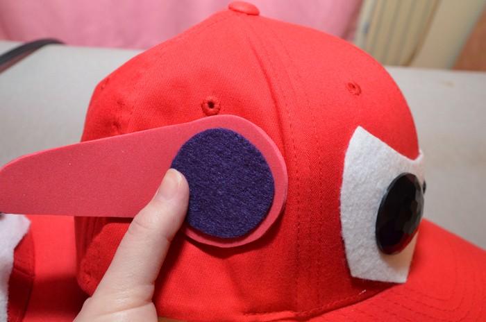 Baymax Hat Tutorial