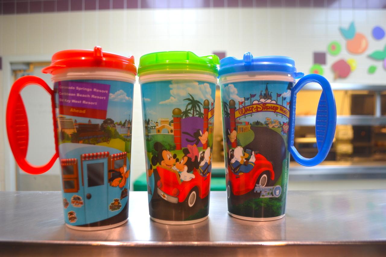 Souvenircup Refillablemug1 Walt Disney World
