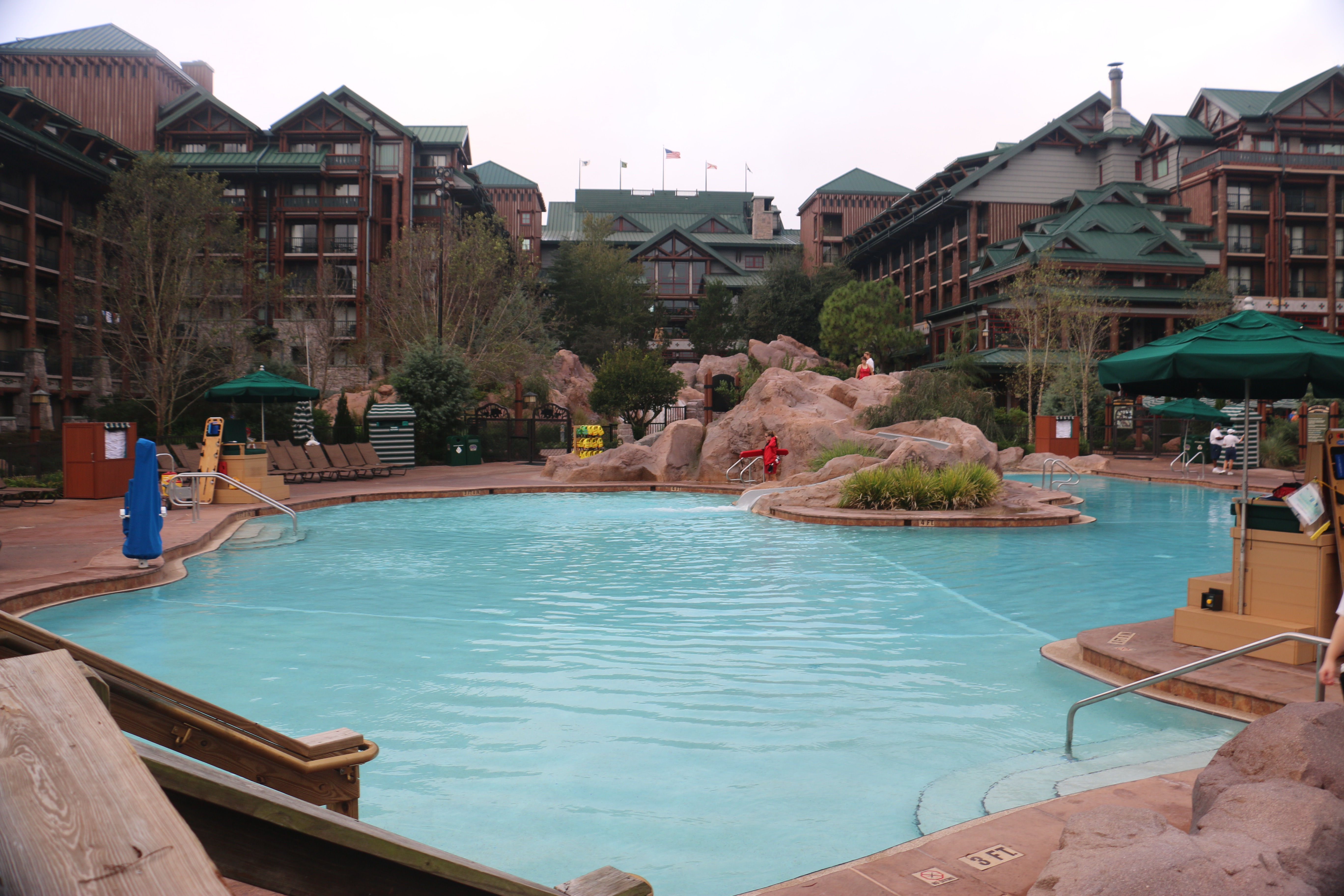Wilderness Lodge Construction Update - TouringPlans.com Blog