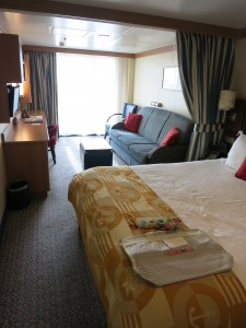 If having natural light is important to you, do not choose an inside stateroom.