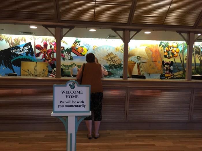 Lobby Disney S Vero Beach Resort