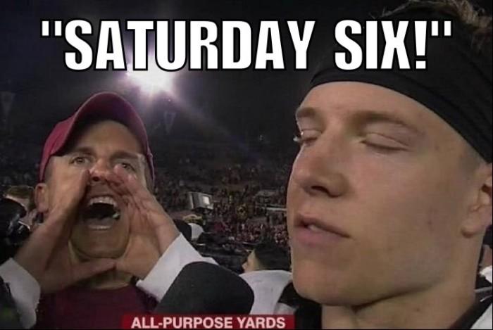 SaturdaySixYeller