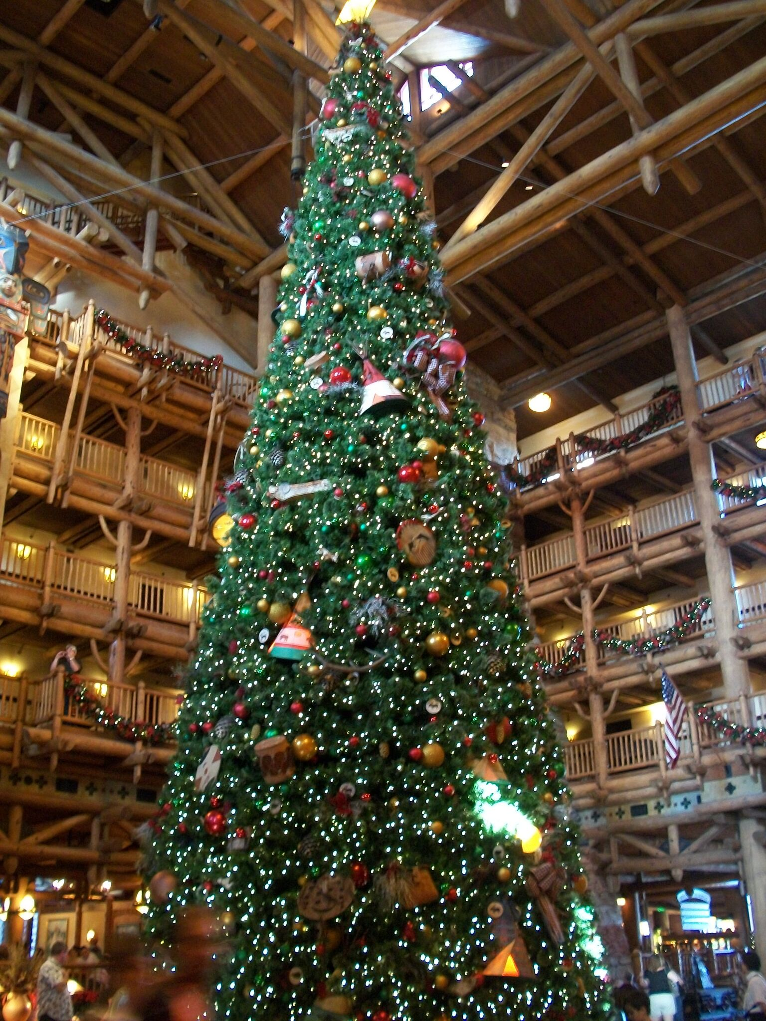 why wilderness lodge is the only deluxe resort for me