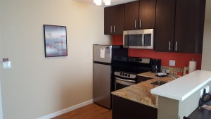 TownPlace 2 Bedroom Suite - Kitchen