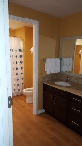 TownPlace 2 Bedroom Suite - Bathroom