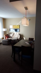 TownPlace 2 Bedroom Suite - Livingroom