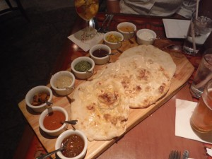 The Bread Service at Sanaa is a highlight, but as an appetizer, it's not covered by the Disney Dining Plan.
