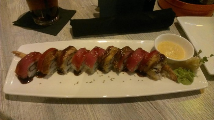 Cowfish's Georgia Roll
