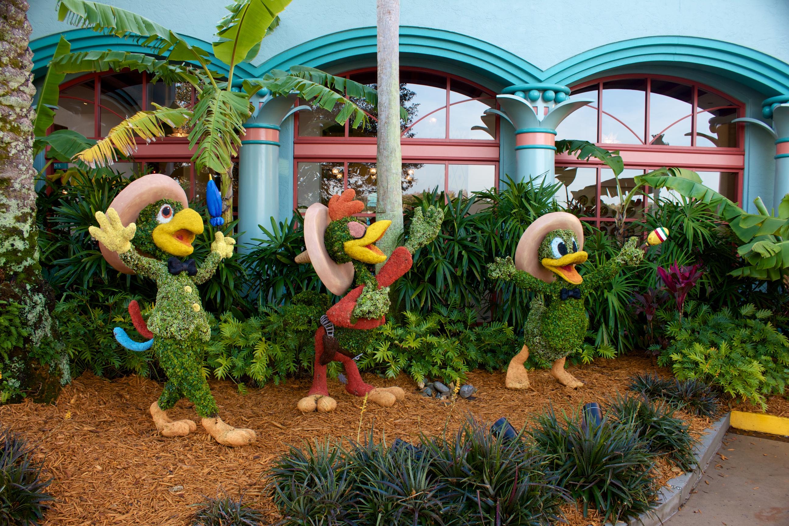 The Basics: Selecting the right Walt Disney World Moderate hotel ...