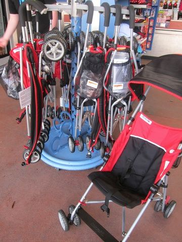 High End Strollers >> Disney World Stroller FAQ: Do I Need A Stroller? Why? - TouringPlans.com Blog