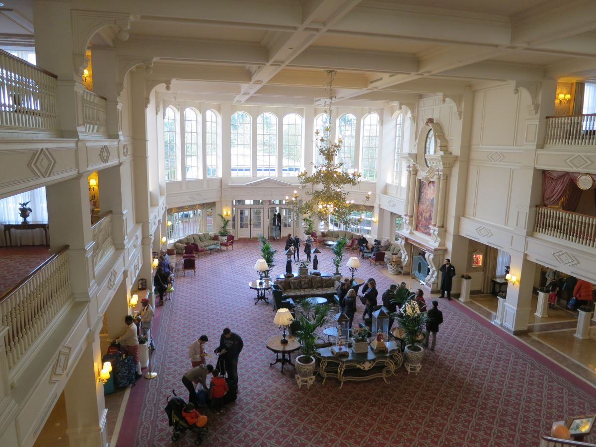 Disneyland Hotel In Paris Thoughts Touringplans Com Blog