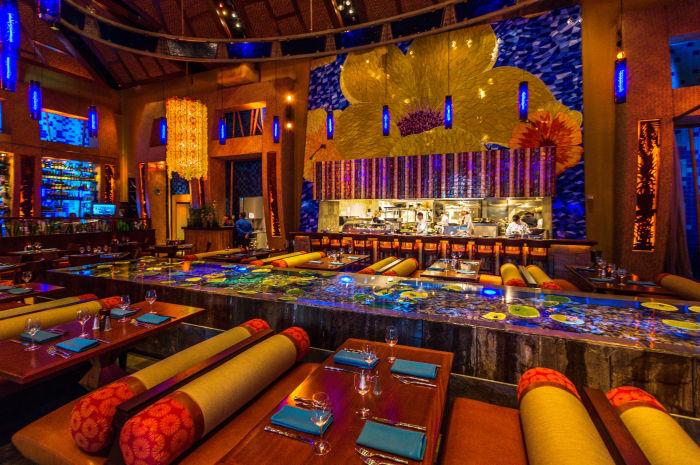Islands Dining Room Wok Experience