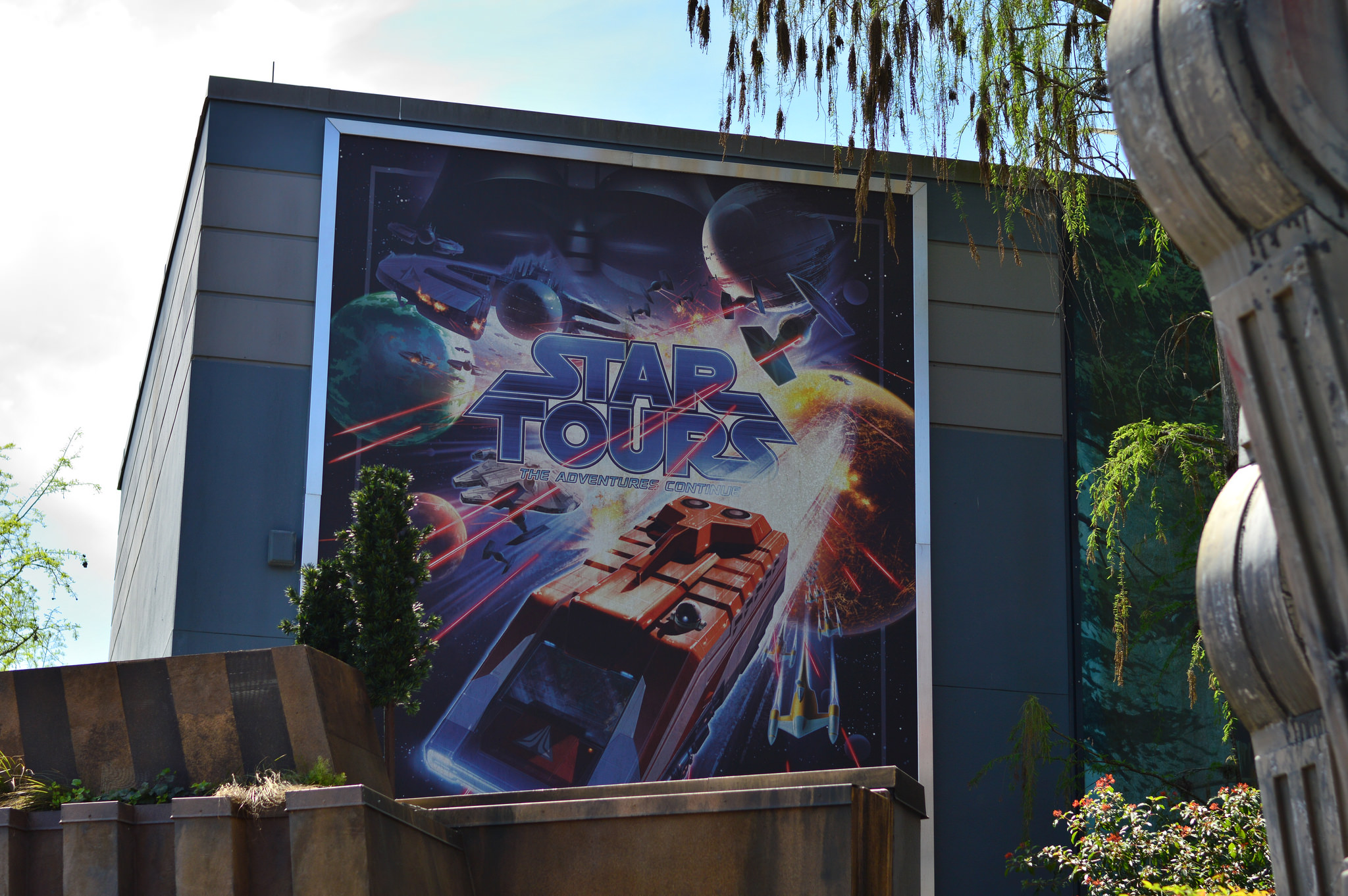 Different Star Tours Combinations