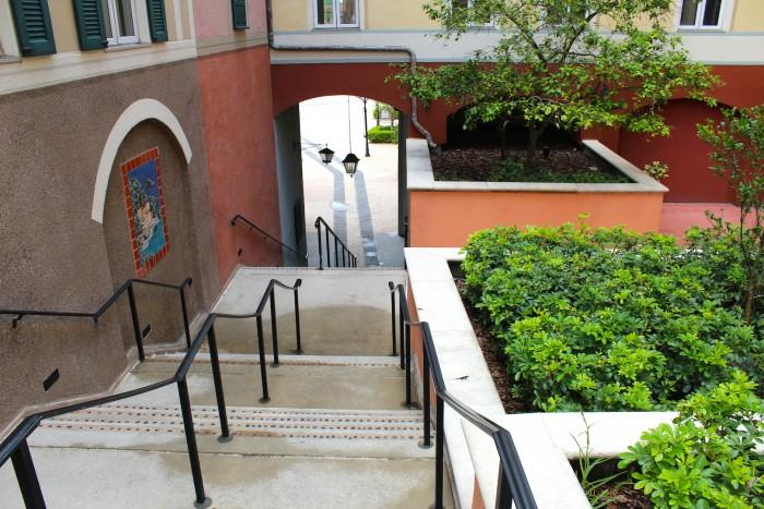 PORTOFINO_stairs