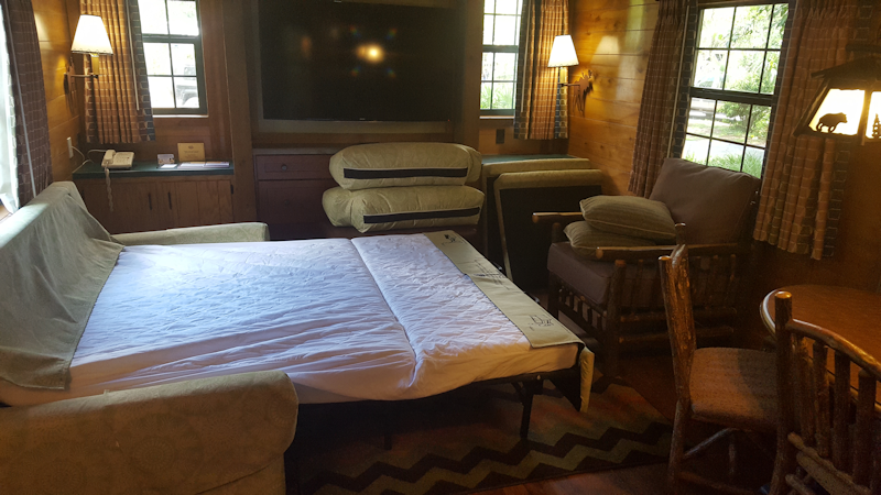 A Look At The Refurbished Fort Wilderness Cabins
