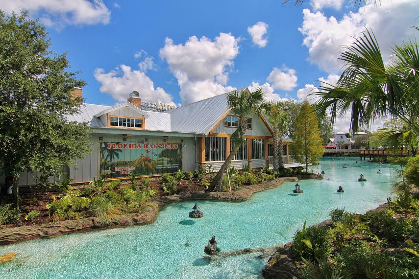 how to get to disney springs