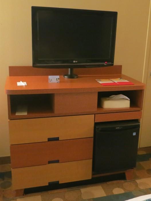 POR FQ TV Console